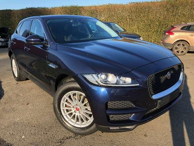 Jaguar F-Pace 2.0 D AWD Prestige 3/12