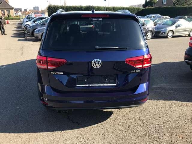 Volkswagen Touran Mark 1 (2003 - 2010) 2.0 TDi SCR Highline 7 PLACES / ZETELS FULL 5/10