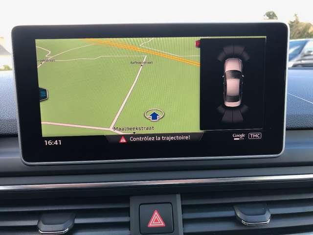 Audi A4 2.0 TDi ultra Compteur digitale 11/13