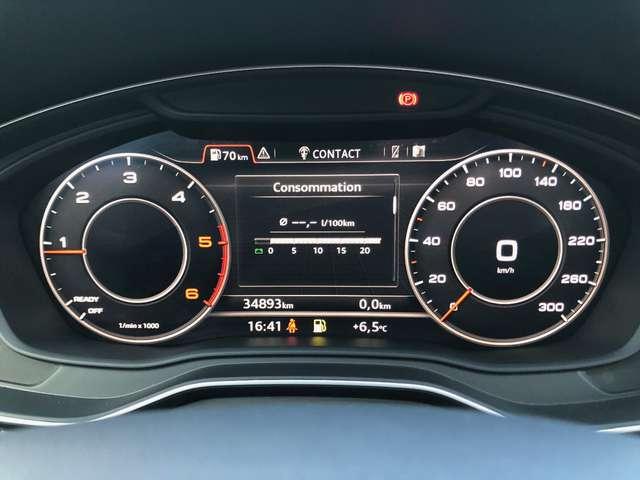 Audi A4 2.0 TDi ultra Compteur digitale 13/13