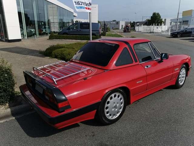 Alfa Romeo Spider SPIDER 2,0 Quadrifoglio Hard en Softtop 13/15