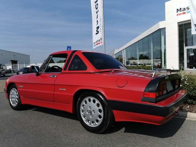 Alfa Romeo Spider SPIDER 2,0 Quadrifoglio Hard en Softtop 5/15