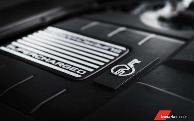 Land Rover Range Rover Sport 5.0 V8 SC SVR /4.178KM/Pano