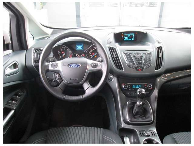 Ford C-MAX TITANIUM BENZINE ECOBOOST-SLECHTS 53000KM-5 J WAAR 7/14