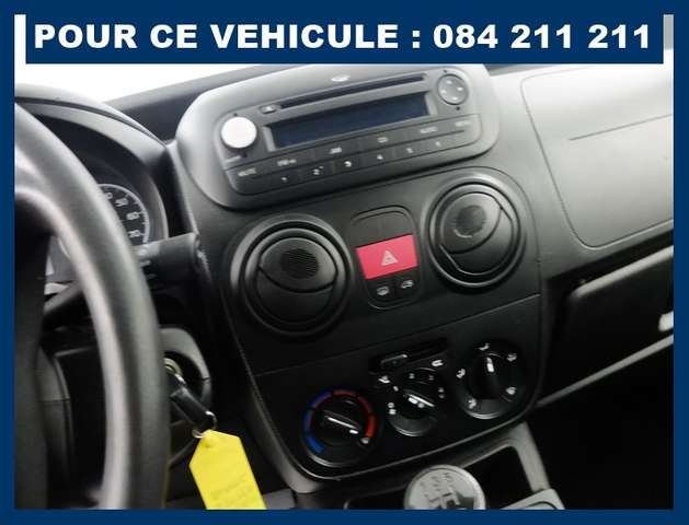 Peugeot Bipper CT+GARANTIE 1 AN : 6490 € ## UTILITAIRE AIRCO 11/12