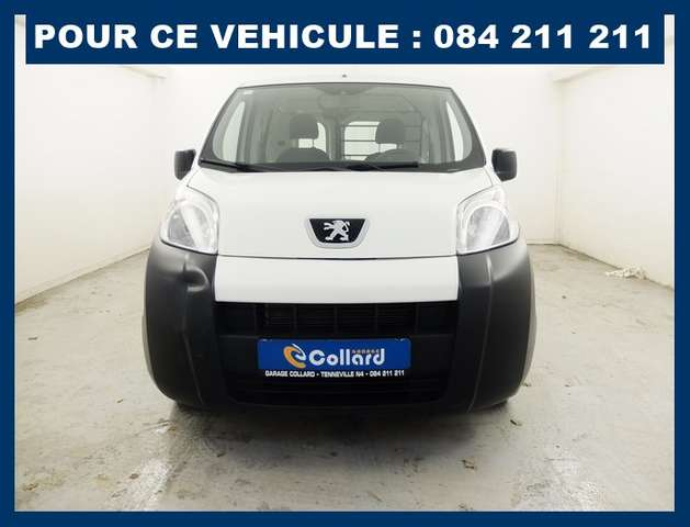 Peugeot Bipper CT+GARANTIE 1 AN : 6490 € ## UTILITAIRE AIRCO 2/12