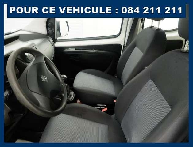 Peugeot Bipper CT+GARANTIE 1 AN : 6490 € ## UTILITAIRE AIRCO 8/12