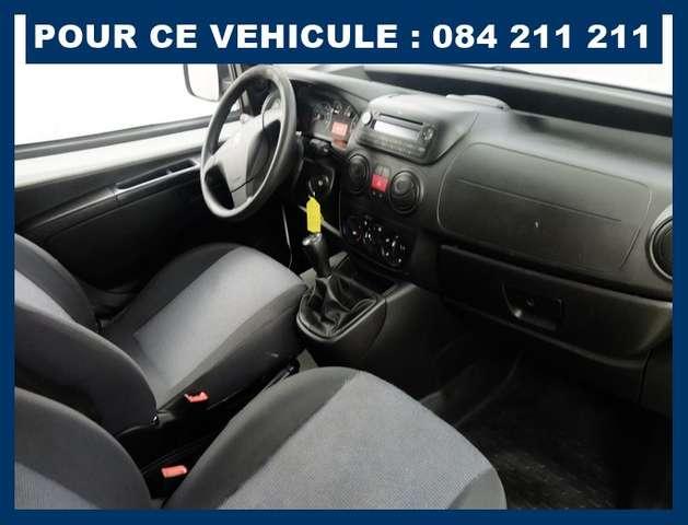 Peugeot Bipper CT+GARANTIE 1 AN : 6490 € ## UTILITAIRE AIRCO 9/12