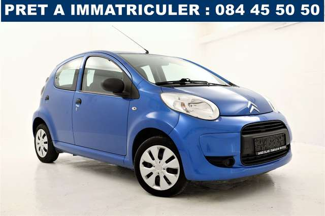 Citroen C1 1.0i Tentation # GARANTIE 1 AN : 3990€ # 1/8