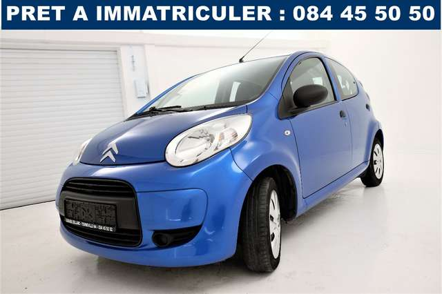 Citroen C1 1.0i Tentation # GARANTIE 1 AN : 3990€ # 2/8