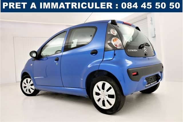 Citroen C1 1.0i Tentation # GARANTIE 1 AN : 3990€ # 3/8