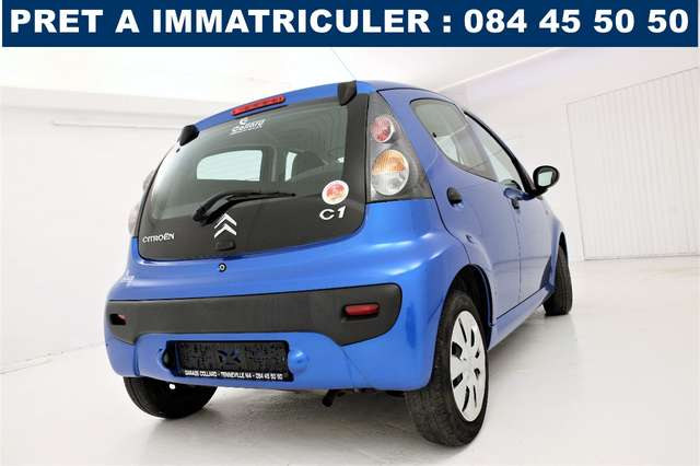 Citroen C1 1.0i Tentation # GARANTIE 1 AN : 3990€ # 4/8