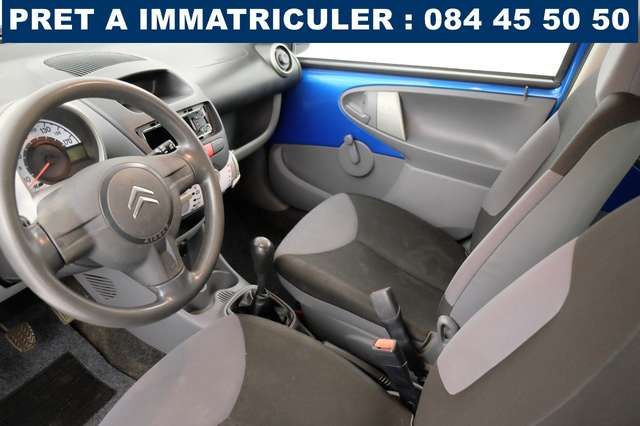 Citroen C1 1.0i Tentation # GARANTIE 1 AN : 3990€ # 6/8