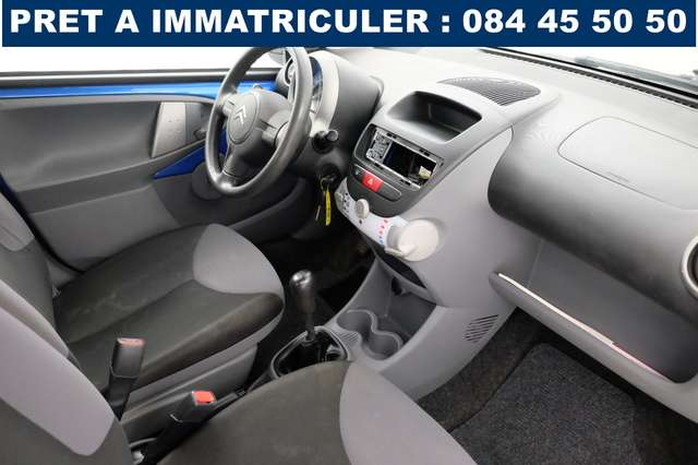 Citroen C1 1.0i Tentation # GARANTIE 1 AN : 3990€ # 7/8