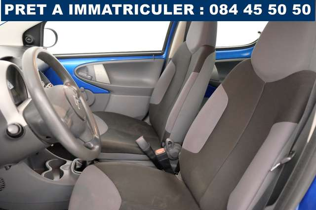 Citroen C1 1.0i Tentation # GARANTIE 1 AN : 3990€ # 8/8