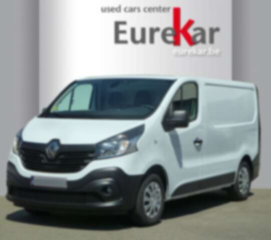 Renault Trafic 1.6 dCi 3 places utilitaire