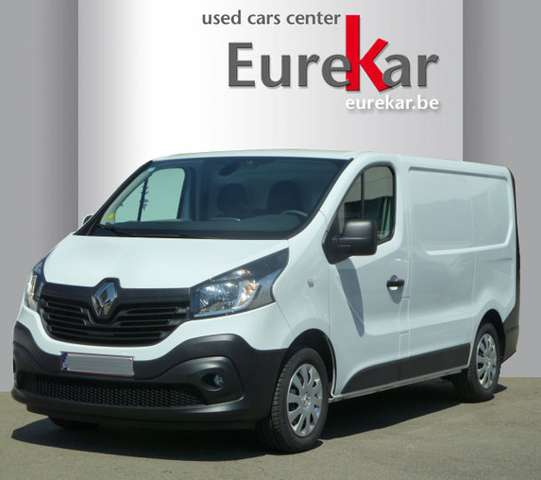 Renault Trafic 1.6 dCi 3 places utilitaire 1/21