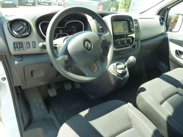 Renault Trafic 1.6 dCi 3 places utilitaire 5/21