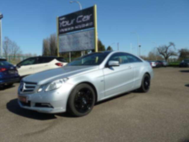 Mercedes E 250 CDI BE Avantgarde TOIT-PANO-DAK*XENON*HARMANKARDON