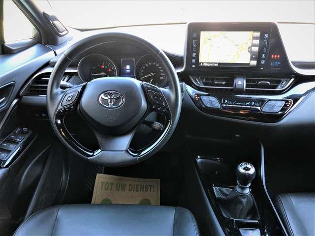 Toyota C-HR 1.2 Turbo 2WD C-Show Verwarmd Leder, Navi, Camera! 7/9