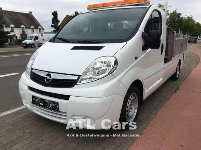 Opel Combo Kipper/Basculante 72.000km 1ste Eigenaar Garantie 4/20