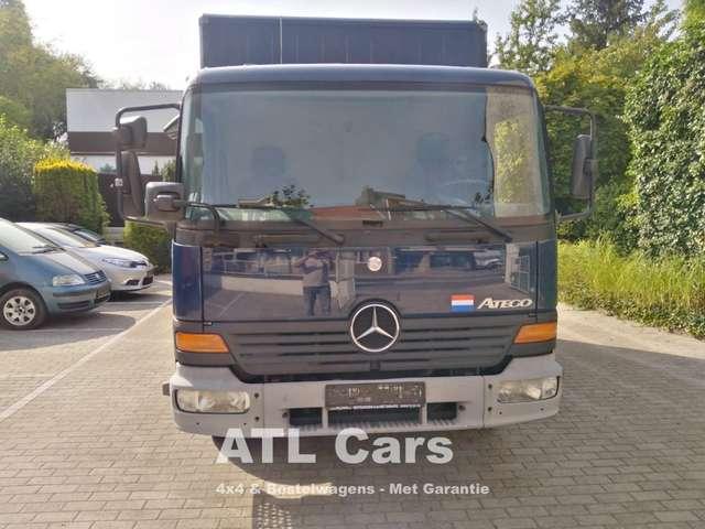 Mercedes Atego 1ste Eigenaar ExOverheid Nieuwe Staat 3/13