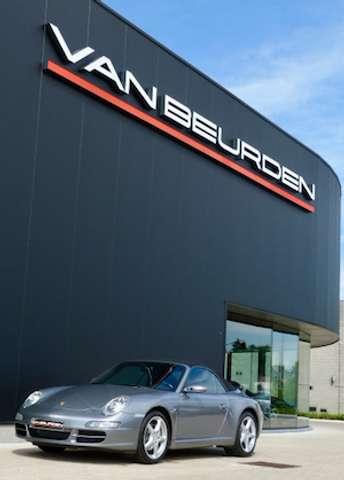 Porsche 997 911 Carrera 2 Cabrio 3.6i 1/10