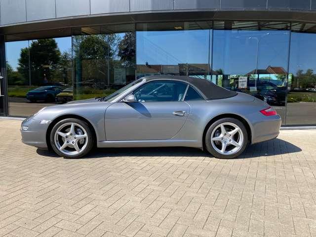 Porsche 997 911 Carrera 2 Cabrio 3.6i 3/10