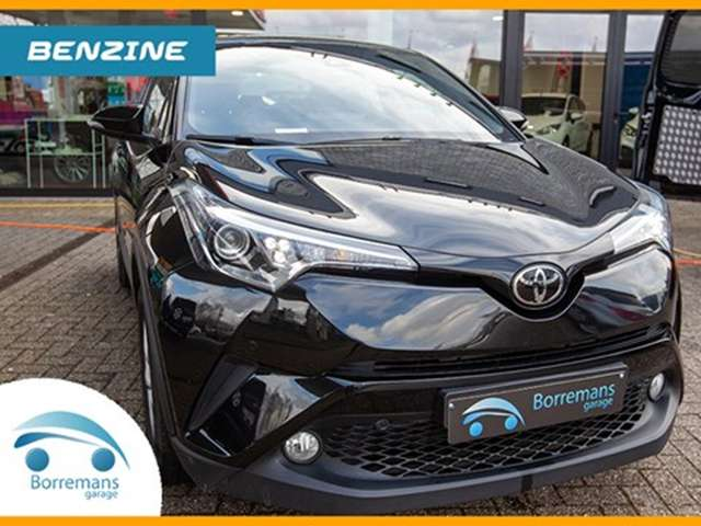 Toyota C-HR 1.2 TURBO 2WD C-BUSINESS 1/15