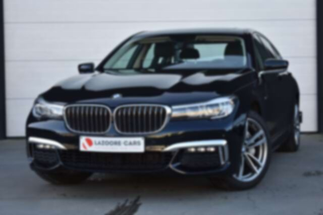 BMW 730 Saloon D M-Pack - 2018 - SUNROOF