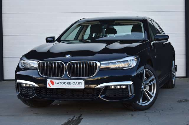 BMW 730 Saloon D M-Pack - 2018 - SUNROOF 1/20