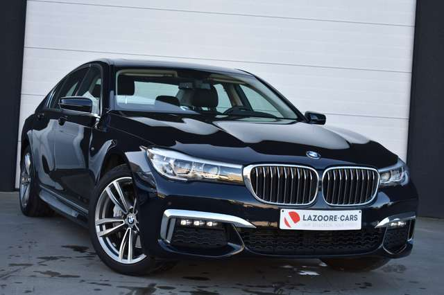 BMW 730 Saloon D M-Pack - 2018 - SUNROOF 2/20