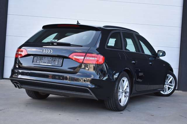 Audi A4 Avant 2.0 TDi S line Multitronic - Navi - Panodak 6/20