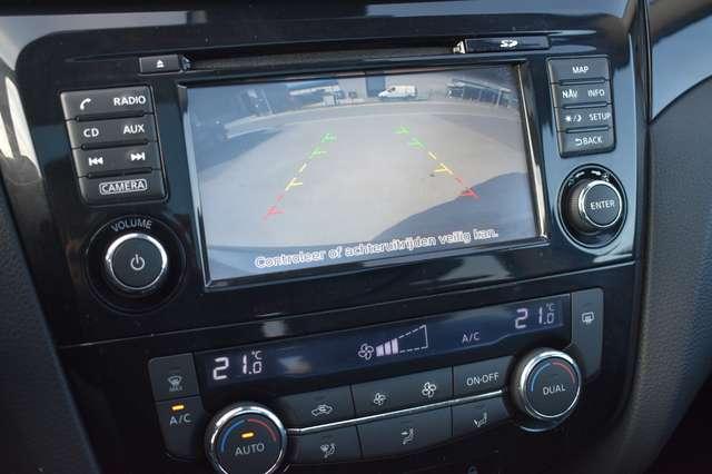 Nissan Qashqai 1.6 dCi 2WD Xtronic - Camera - Panodak 12/18