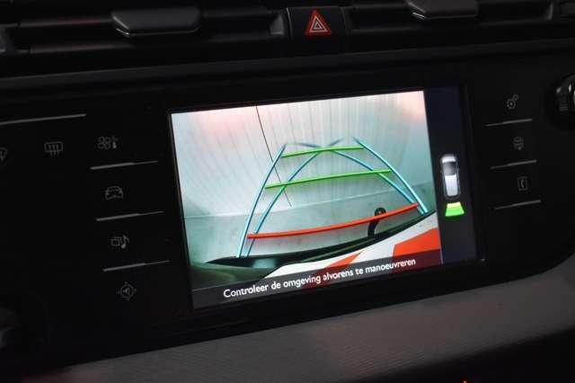 Citroen C4 Picasso 1.2 PureTech Camera - Trekhaak 19/19