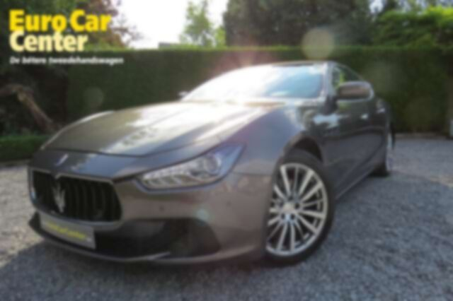 Maserati Ghibli 3.0d GranSport Aut.|| FULL OPTION| VERLAAGDE PRIJS