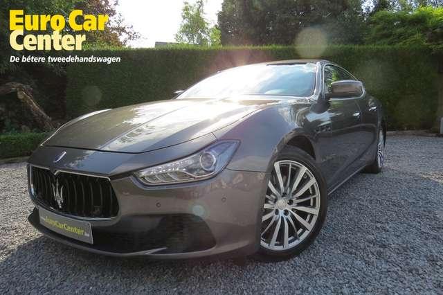 Maserati Ghibli 3.0d GranSport Aut.|| FULL OPTION| VERLAAGDE PRIJS 1/22