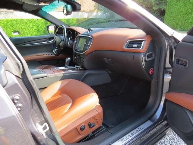 Maserati Ghibli 3.0d GranSport Aut.|| FULL OPTION| VERLAAGDE PRIJS 12/22