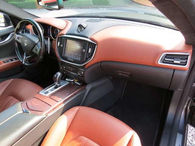 Maserati Ghibli 3.0d GranSport Aut.|| FULL OPTION| VERLAAGDE PRIJS 13/22