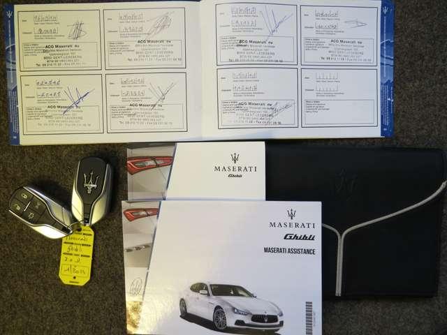 Maserati Ghibli 3.0d GranSport Aut.|| FULL OPTION| VERLAAGDE PRIJS 18/22