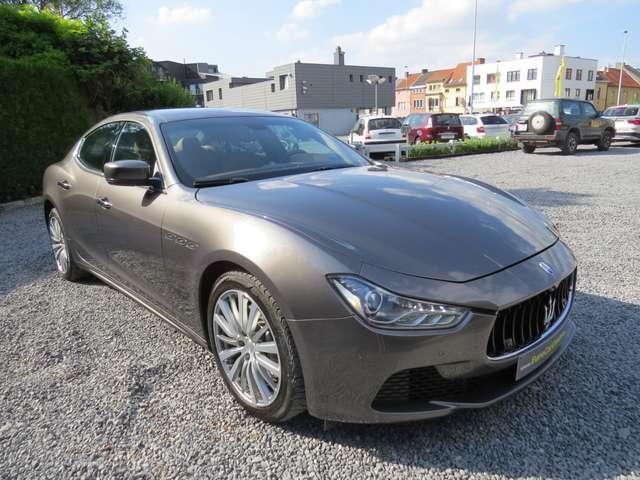 Maserati Ghibli 3.0d GranSport Aut.|| FULL OPTION| VERLAAGDE PRIJS 5/22