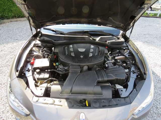Maserati Ghibli 3.0d GranSport Aut.|| FULL OPTION| VERLAAGDE PRIJS 7/22