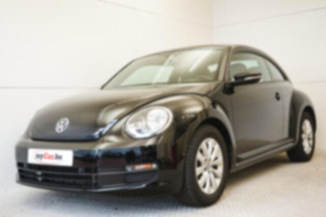 Volkswagen Beetle Mark 2 (2011) 1.2 TSI Coupé // Navi, Sensoren, Cruise control