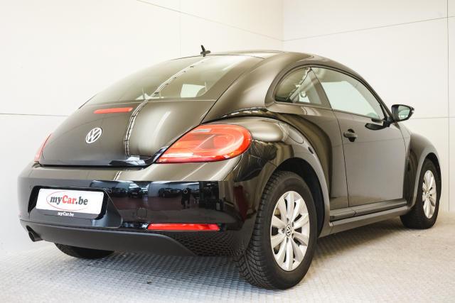 Volkswagen Beetle Mark 2 (2011) 1.2 TSI Coupé // Navi, Sensoren, Cruise control 4/29