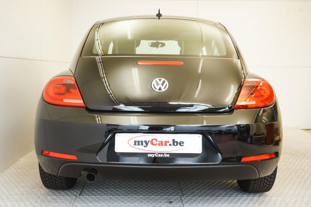 Volkswagen Beetle Mark 2 (2011) 1.2 TSI Coupé // Navi, Sensoren, Cruise control 5/29