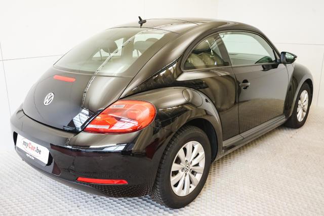 Volkswagen Beetle Mark 2 (2011) 1.2 TSI Coupé // Navi, Sensoren, Cruise control 6/29