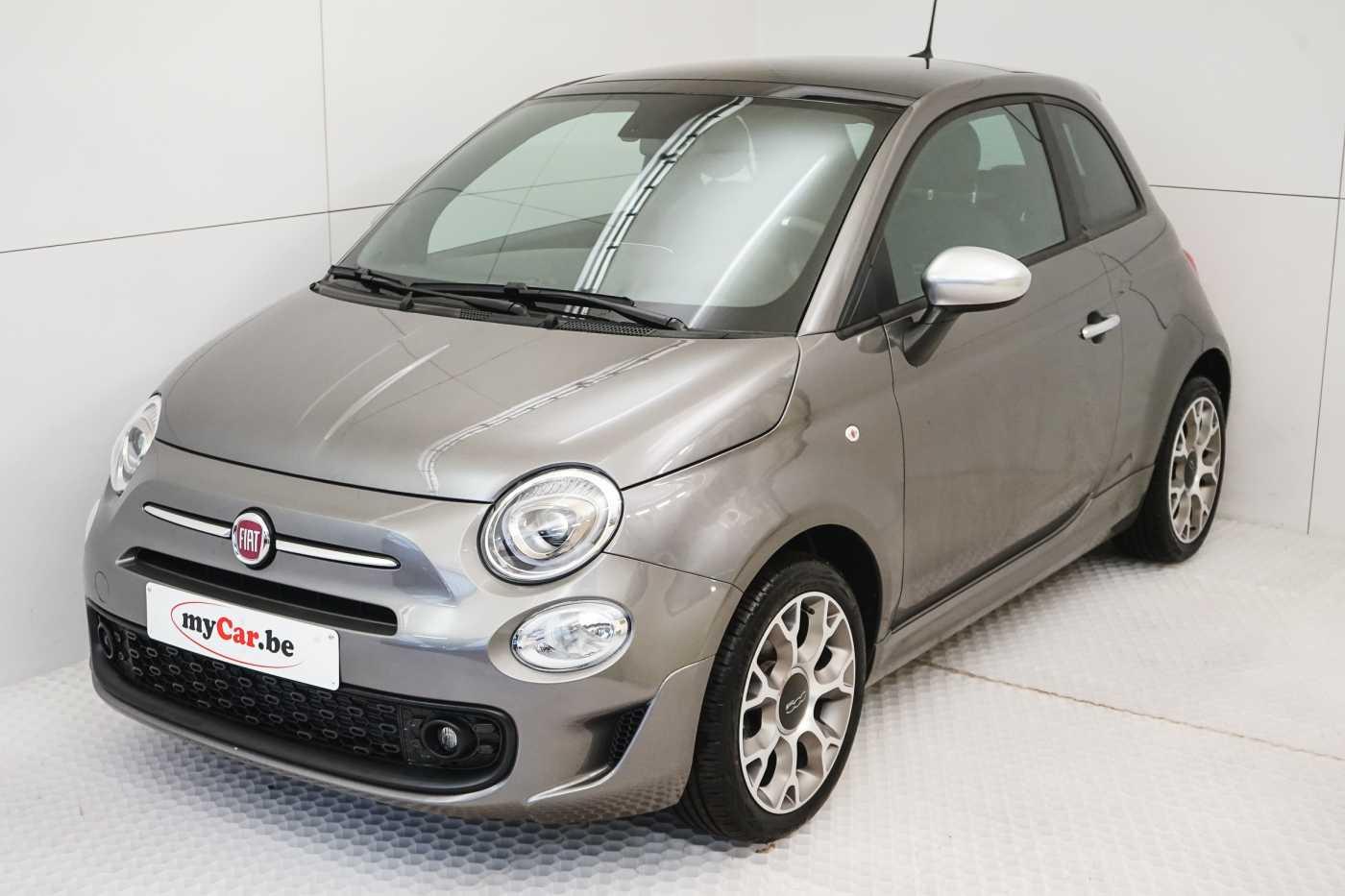 Fiat 500 1.2i Rockstar (EU6d-TEMP) 3/29