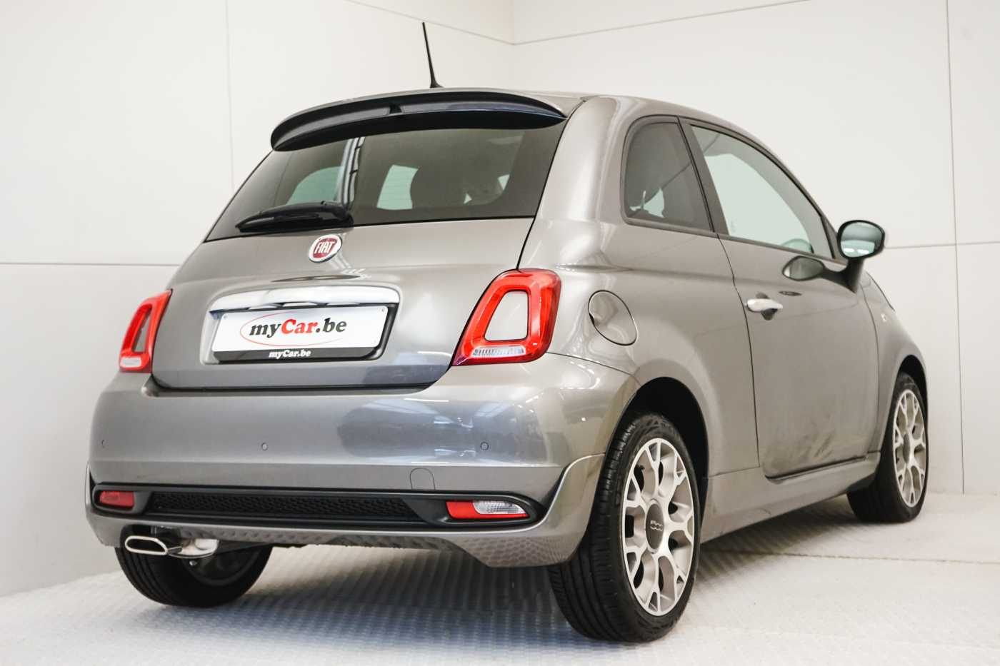 Fiat 500 1.2i Rockstar (EU6d-TEMP) 4/29