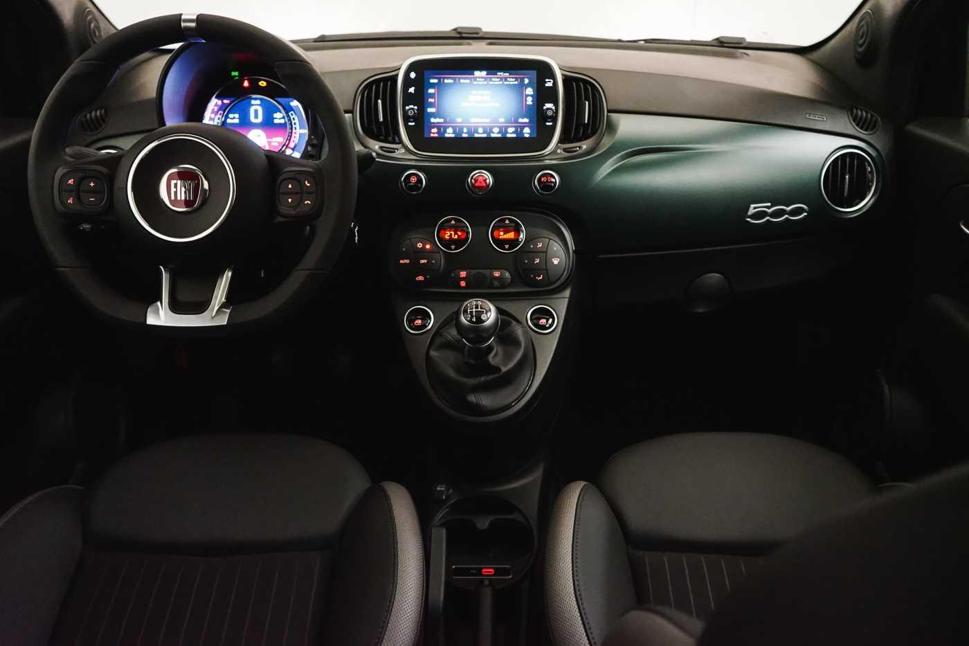 Fiat 500 1.2i Rockstar (EU6d-TEMP) 11/29