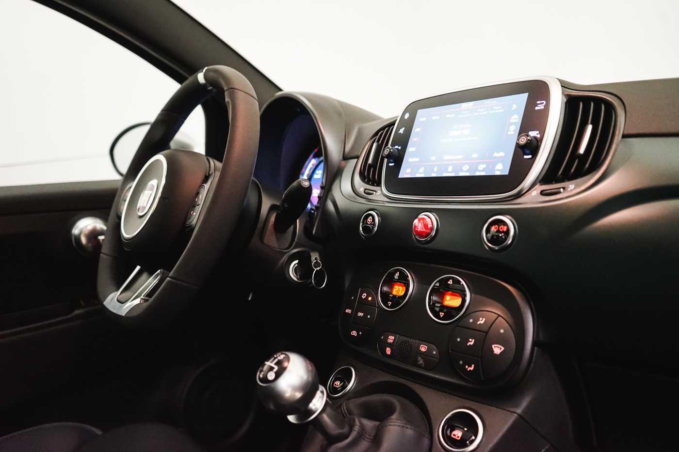 Fiat 500 1.2i Rockstar (EU6d-TEMP) 13/29